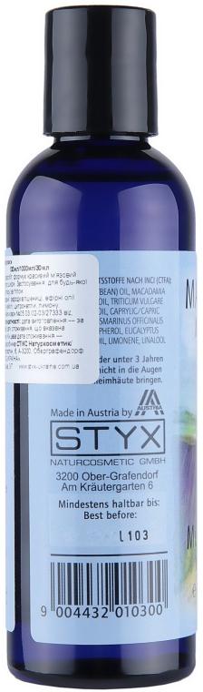 Muskelbelebendes Massageöl - Styx Naturcosmetic Massage Oil — Bild N2