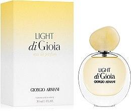 Düfte, Parfümerie und Kosmetik Giorgio Armani Light di Gioia - Eau de Parfum (Probe)