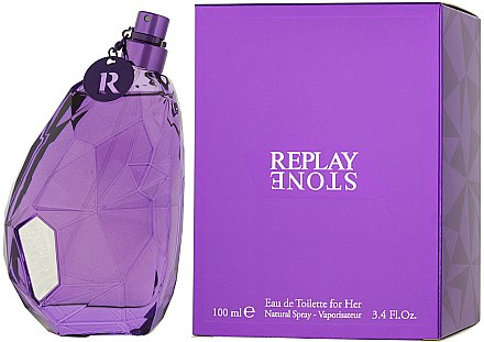 Replay Stone for Her - Eau de Toilette — Bild N3