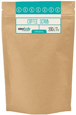 Körperpeeling mit Kaffee - MineTan Coffee Scrub — Bild N1