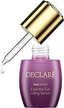 Düfte, Parfümerie und Kosmetik Lifting-Serum für die Augenpartie - Declare Eye Contour Essential Eye Lifting Serum