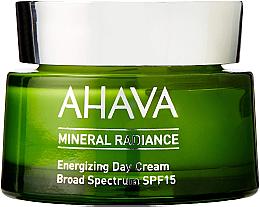 Düfte, Parfümerie und Kosmetik Energiespendende Tagescreme SPF 15 - Ahava Mineral Radiance Energizing Day Cream SPF 15