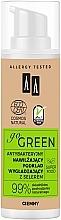 Düfte, Parfümerie und Kosmetik Antibakterielle Foundation - AA Go Green Foundation