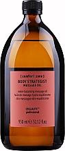 Düfte, Parfümerie und Kosmetik Anti-Cellulite Massageöl für den Körper - Comfort Zone Body Strategist Massage Oil