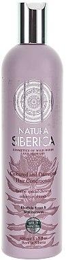 Haarspülung für gefärbtes und geschädigtes Haar - Natura Siberica — Bild N1