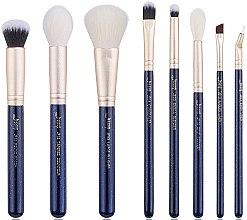 Düfte, Parfümerie und Kosmetik Make-up Pinselset T484 8 St. - Jessup