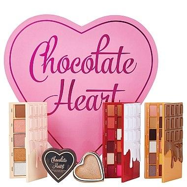 Make-up Set - I Heart Revolution Chocolate Heart — Bild N1