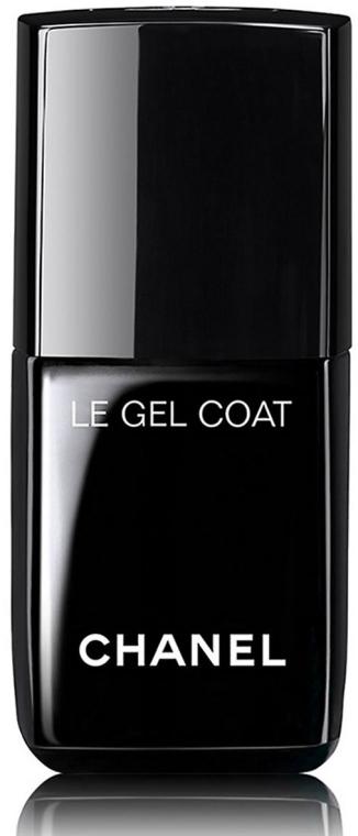 Nagelüberlack mit Gel-Effekt - Chanel Le Gel Coat Longwear Top Coat — Bild N1