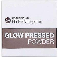 Düfte, Parfümerie und Kosmetik Kompaktpuder für eine strahlende Haut - Bell HypoAllergenic Glow Pressed Powder