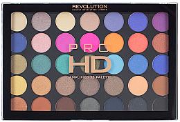 Düfte, Parfümerie und Kosmetik Lidschattenpalette - Makeup Revolution Pro Amplified