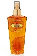 Düfte, Parfümerie und Kosmetik Parfümierter Körpernebel Amber Romance - Victoria's Secret VS Fantasies Amber Romance Fragrance Mist