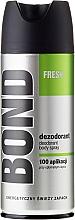 Düfte, Parfümerie und Kosmetik Deospray - Bond Fresh Deo Spray