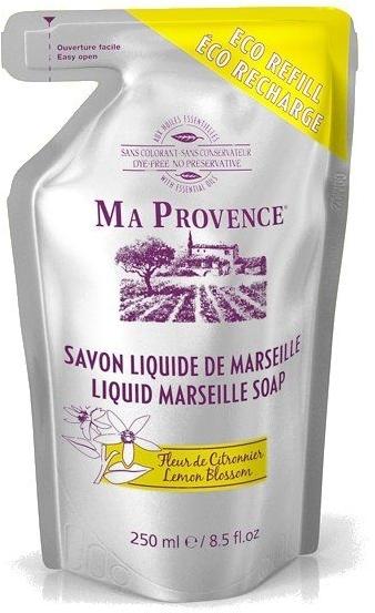 Marseiller Flüssigseife Zitrone - Ma Provence Liquid Marseille Soap Lemon — Bild N1
