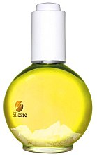 Düfte, Parfümerie und Kosmetik Nagel- und Nagelhautöl zitronengelb - Silcare Olive Shells Citron Yellow