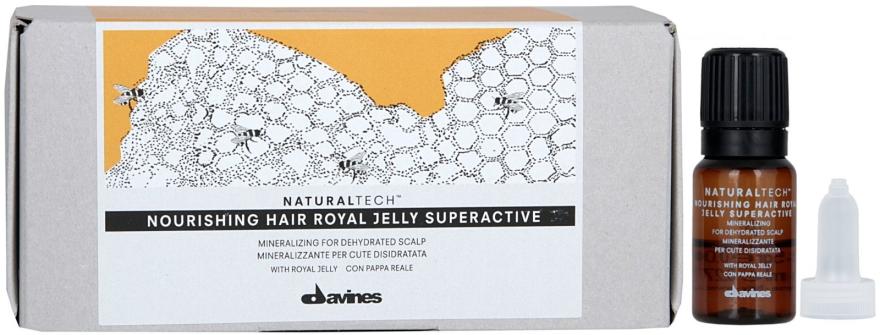 Pflegendes Haarkonzentrat mit Gelée Royale - Davines Hourishing 1+RJHP+2 — Bild N1