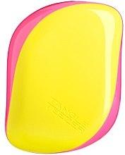 Düfte, Parfümerie und Kosmetik Kompakte Haarbürste - Tangle Teezer Compact Styler Kaleidoscope Brush