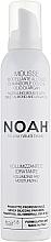 Düfte, Parfümerie und Kosmetik Modellierende und feuchtigkeitsspendende Haarmousse für mehr Volumen mit Süßmandel- und Arganöl - Noah