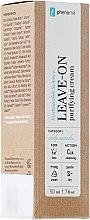 Düfte, Parfümerie und Kosmetik Gesichtsreinigungscreme - Phenome Leave On Purifying Cream