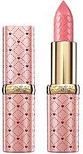 Düfte, Parfümerie und Kosmetik Feuchtigkeitsspendender Lippenstift - L'Oreal Paris Color Riche Valentine?s Day Limited Edition