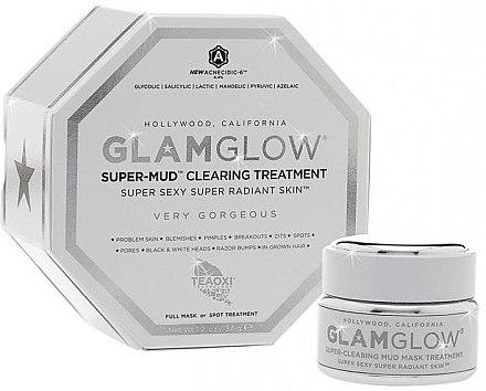 Gesichtsreinigungsmaske - Glamglow Supermud Clearing Treatment — Bild N1