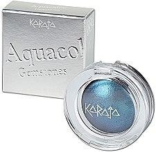 Düfte, Parfümerie und Kosmetik Lidschatten - Karaja Aquacolor Gemstones