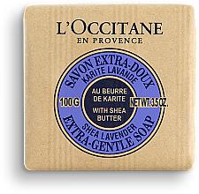 Düfte, Parfümerie und Kosmetik Seife mit Shea und Lavendel - Karite Lavande Shea Lavender Butter Extra Gentle Soap