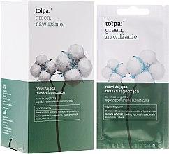 Düfte, Parfümerie und Kosmetik Feuchtigkeitsspendende und beruhigende Gesichtsaske - Tolpa Green Hydration Moisturizing Soothing Mask
