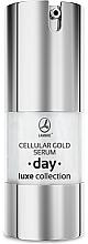 Düfte, Parfümerie und Kosmetik Tagesserum für das Gesicht - Lambre Luxe Collection Cellular Gold