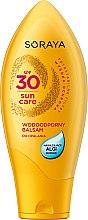 Düfte, Parfümerie und Kosmetik Feuchtigkeitsspendender und wasserfester Körperbalsam mit Sonnenschutz SPF 30 - Soraya Sun Care Waterproof Sun Balm SPF30