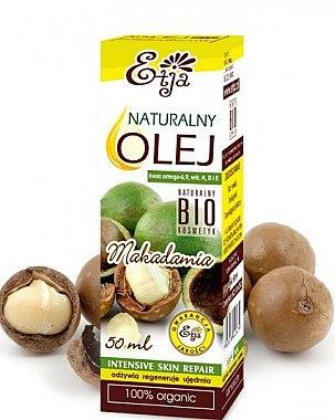 100% natürliches Macadamiaöl - Etja Macadamia Bio — Bild N1