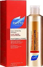Düfte, Parfümerie und Kosmetik Farbschutz-Shampoo für coloriertes Haar - Phyto Phytomillesime Color-Enhancing Shampoo