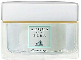 Düfte, Parfümerie und Kosmetik Acqua dell Elba Classica Women - Körpercreme mit Hyaluronsäure