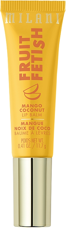 Getönter Lippenbalsam mit Mango - Milani Fruit Fetish Lip Balm