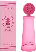 Tous Tous Kids Girl - Eau de Toilette — Bild N2