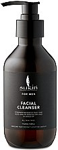 Düfte, Parfümerie und Kosmetik Gesichtsreinigungsgel für Männer mit Baobab-Extrakt und Aloe Vera - Sukin For Men Facial Cleanser