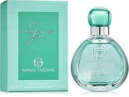 Düfte, Parfümerie und Kosmetik Sergio Tacchini Precious Jade - Eau de Toilette
