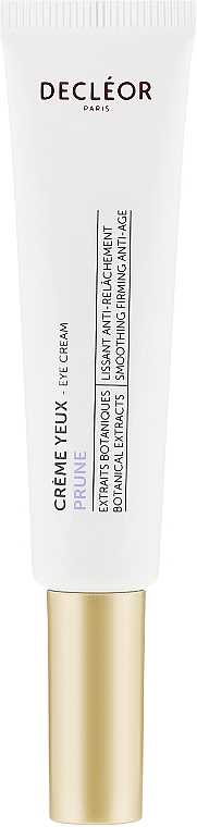 Straffende Creme für die Augenpartie mit Hyaluronsäure und Pflaumensamenextrakt - Decleor Prolagene Lift Lift & Firm Eye Cream — Bild N2