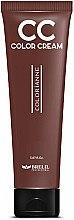 Düfte, Parfümerie und Kosmetik Pflegende CC Haarcreme mit Farbpigmenten - Brelil Colorianne CC Color Cream