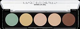 Düfte, Parfümerie und Kosmetik Gesichts-Concealer-Palette - Miyo Paleta Five Points Palette Perfect Selfie