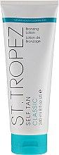 Düfte, Parfümerie und Kosmetik Bräunungslotion für den Körper - St.Tropez Self Tan Classic Bronzing Lotion
