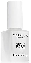 Düfte, Parfümerie und Kosmetik Nagelunterlack - Mesauda Miracle Base 116
