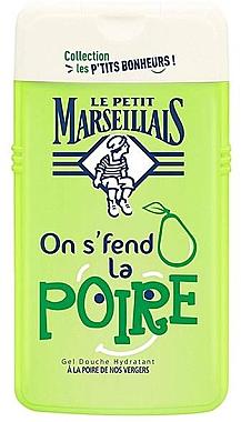 Duschgel Birne - Le Petit Marseillais Pear Shower Gel — Bild N1