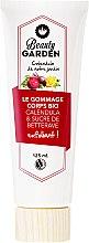 Düfte, Parfümerie und Kosmetik Zucker- Körperpeeling mit Ringelblume - Beauty Garden Calendula Body Gommage