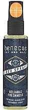 Düfte, Parfümerie und Kosmetik Erfrischendes Deospray - Benecos For Men Only Deo Spray