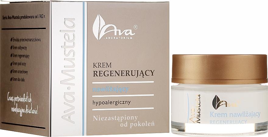 Regenerierende Gesichtscreme - Ava Laboratorium Ava Mustela Cream — Bild N1