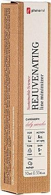 Körperpflegeset - Phenome (Körpercreme Rose 50ml + Anti-Aging Gesichtscreme 10ml + Duschcreme Mandel 250ml) — Bild N3