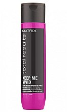 Düfte, Parfümerie und Kosmetik Haarspülung für gefärbtes Haar - Matrix Total Results Keep Me Vivid Conditioner