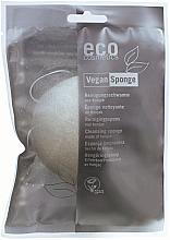 Düfte, Parfümerie und Kosmetik Reinigungsschwamm aus Konjak für Gesicht und Körper - Eco Cosmetics Cleansing Vegan Sponge Konjac