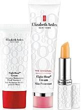 Düfte, Parfümerie und Kosmetik Set - Elizabeth Arden Eight Hour Cream Original Set (b/cr/50ml + l/balm/3,7g + h/cr/30ml)