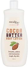 Düfte, Parfümerie und Kosmetik Körperlotion mit Kokosnuss - Derma V10 Cocoa Oil Body Lotion